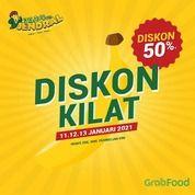 Pisangnya Jendral DISKON KILAT is BACK!! DISKON 50%!! yuk serbuuuu!! (29292439) di Kota Jakarta Selatan