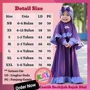 Gamis Bahan Jersey Premium Lembut Bahan Jersey Premium (29295700) di Kab. Bekasi