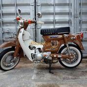 Motor Honda Minicup Brown (29298036) di Kota Jakarta Selatan
