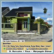 HUNIAN MINIMALIS SIAP HUNI DI PAUS FULL PAGAR DAN TERALIS (29300385) di Kota Pekanbaru