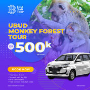 Ubud Monkey Forest Tour (29302135) di Kab. Badung