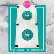 Sablon 2 Warna Lid Sealer 13 Cm X 500 M Kemasan Press AMDK (29303589) di Kota Malang