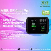 Fitur ADMS Mesin Absensi Fingerprint Wajah MBB SFiface Pro (29313921) di Kota Surabaya