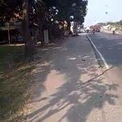 Murah Tanah + Bangunan Pinggir Jalan Raya Pantura Patokbeusi Subang (29319729) di Kab. Subang