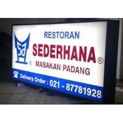 Sewa Neon Box Medan   085362792813 (29324599) di Kota Medan