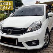 Honda Brio E 1.2 AT 2017 DP Minim (29332872) di Kota Jakarta Timur