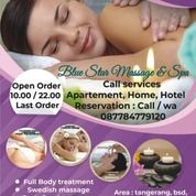 Blue Star Massage Panggilan / Apartemen, Hotel, Rumah Area Tangerang, Lippo, Bsd Dan Sekitarnya. (29353601) di Kota Tangerang