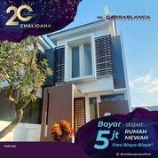 Rumah Siap Huni Dekat Exit Toll Sawoajajar De'Cassablanca Residence. (29356785) di Kota Malang