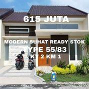 Rumah Murah Dekat Kampus Universitas Brawijaya - Cluster Modern Arumba (29356858) di Kota Malang