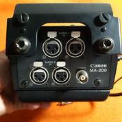 Canon MA-200 Dual XLR Input Adapter/Shoulder Pad (29376911) di Kota Jakarta Selatan