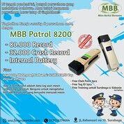 Alat Patrol Guard MBB 8200 Time Series Internal Baterai Paling Laris (29378208) di Kota Surabaya
