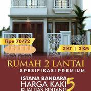 Rumah Cantik 2 Lantai Di Kawasan Bandara Malang (29387689) di Kab. Malang