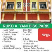 Rukan Pergudangan A Yani Bizz Park (29388639) di Kab. Kubu Raya