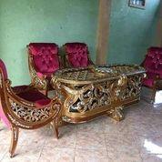 Kursi Makan Mewah Satu Set,Meja Makan Mewah (29388804) di Kab. Donggala