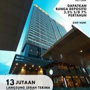 Dipasarkan Apartemen Skandinavia Angs 13 Jtan Langsung STK Dan HUNI,Furnish ,Free IKKL 3 Th (29389030) di Kota Tangerang