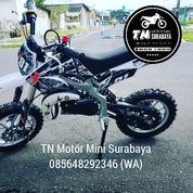 Motor Mini Trail /Cross Mesin 50cc 2 Tak (29389140) di Kota Surabaya