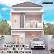 Rumah 2 Lantai Top Mantap Mempesona Graha Ngesrep Indah (29392024) di Kota Semarang