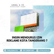 IZIN REKLAME KOTA TANGERANG (29400636) di Kota Jakarta Selatan