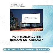 IZIN REKLAME KOTA BEKASI (29400688) di Kota Jakarta Selatan