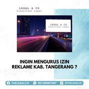 IZIN REKLAME KABUPATEN TANGERANG (29400693) di Kota Jakarta Selatan
