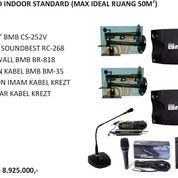 Paket Speaker BMB STANDARD MASJID Jawa Timur (29403088) di Kab. Malang