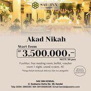 SAE INN KENDAL HOTEL WEDDING PACKAGE (29405099) di Kota Jakarta Selatan