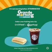 Starbucks Grande Morning Pairing Set* (29405182) di Kota Jakarta Selatan