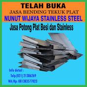 Jasa Potong Plat Besi Dan Stainless (29406994) di Kota Bekasi