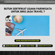 Sertifikasi Usaha Pariwisata Biro Perjalanan Wisata (29407048) di Kab. Bandung