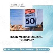 SYARAT PERPANJANGAN TD-BUPPJ (29407103) di Kota Jakarta Selatan