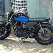 Japstyle Yamaha Scorpio Th.2011 Double Cakram Depan,Cakram Blakang Jg Full Cakram (29408212) di Kota Denpasar