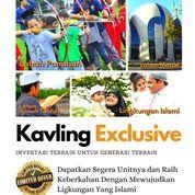 Kavling Eksklusif Dengan Lingkungan IsLami BerNilai Investasi Terbaik Dunia Akhirat 100% Tanpa Riba (29408848) di Kota Palembang