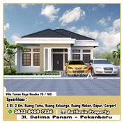 HUNIAN EXCLUSIVE DENGAN KEAMANAN 24 JAM LOKASI DELIMA (29411258) di Kota Pekanbaru