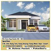 RUMAH MEWAH KOMPLEK CLUSTER LOKASI JL.DELIMA (29411489) di Kota Pekanbaru