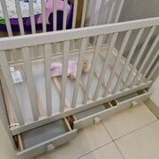 Baby Box IKEA Gonatt Crib/Cot ORIGINAL (Bukan Lokal) Tempat Tidur Bayi (29412378) di Kota Jakarta Barat