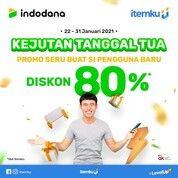 Itemku Promo seru buat si pengguna baru Diskon hingga 80% (29422199) di Kota Jakarta Selatan