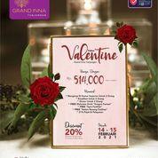 Paket Valentine Di Grand Inna Tunjungan (29422806) di Kota Jakarta Selatan
