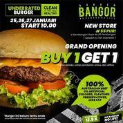 Burger Bangor PURI Promo BUY ONE GET ONE (29422818) di Kota Jakarta Selatan