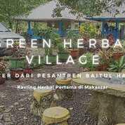 Investasi Kavling Tanah Green Herbal Village Dekat Pucak (29423416) di Kota Makassar