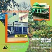 Kavling Tanah Kampung Herbal Di Dekat Tanralili Maros (29428214) di Kota Makassar