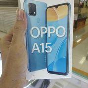#TERMURAH OPPO A15 RAM 3GB ROM 32GB (29432689) di Kota Jakarta Timur