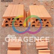 Dak Keraton Magetan - Ceiling Brick Magetan - Omah Genteng (29436632) di Kab. Magetan