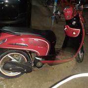 Honda Scoopy Murah Meriah Tahun 2014 (29445677) di Kota Tangerang