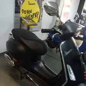 New Vespa Sprint S LED 150 I Get ABS (BLACK MATT) (29445915) di Kota Depok