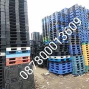 Palet Pallet Plastik Murah (29453875) di Ngamprah