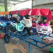 Odong Odong Kereta Panggung Mrc Murah Lengkap Siap Pakai (29458129) di Kab. Kediri