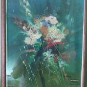 Lukisan Abstrak Amri Yahya (29460479) di Kota Depok