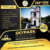 Rumah Villa Murah Di Skypark Resort Dekat Wisata Petik Apel Kota Batu (29461391) di Kota Batu