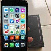 Sale Hp Iphone 7 Jet Blck Fullset 128 GB ZPA COD Ready (29465479) di Kota Bandung