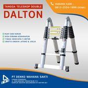 Tangga Lipat Teleskop Double / Dalton Multipurpose Telescopic Ladder (29468810) di Kota Semarang